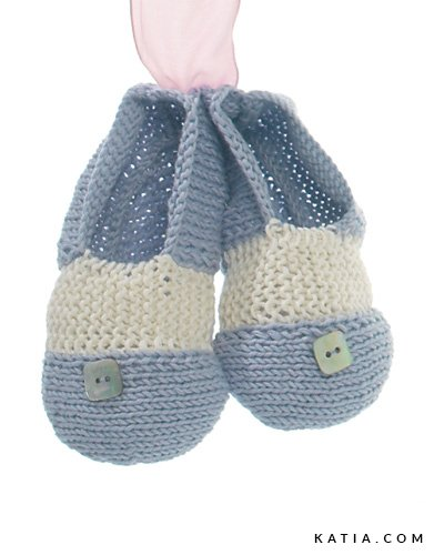 Baby Booties Baby Spring Summer Models Patterns Katia