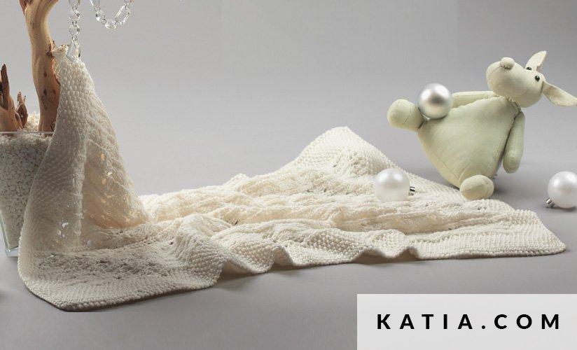 Toquilla - Bebé - Otoño / Invierno - patrones | Katia.com