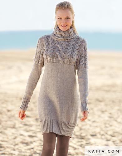 Vestidos de punto otoСЂС–РІВ±o invierno