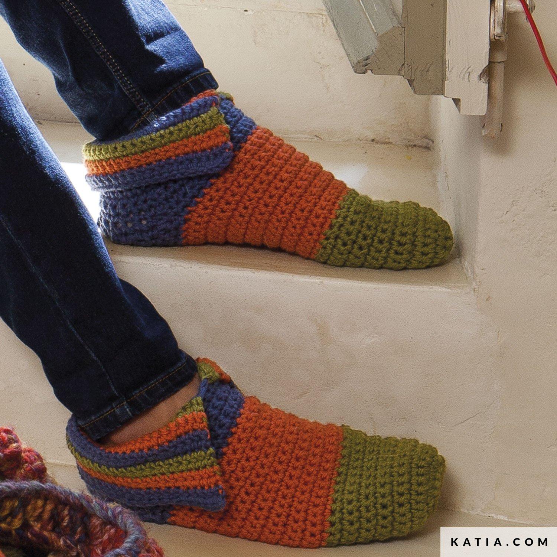 Calcetines cortos - Calcetines - Otoño / Invierno - patrones | Katia.com