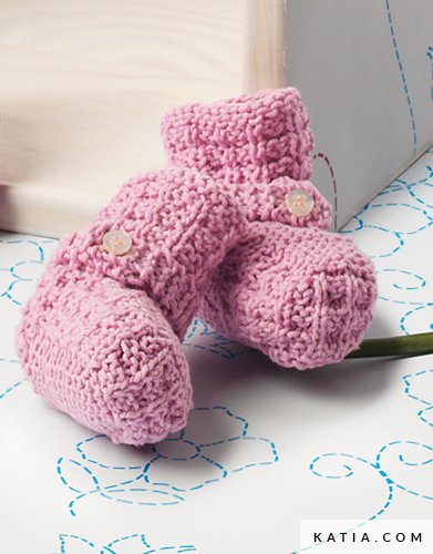 2889d5801 Baby Booties - Baby - Spring   Summer - models   patterns