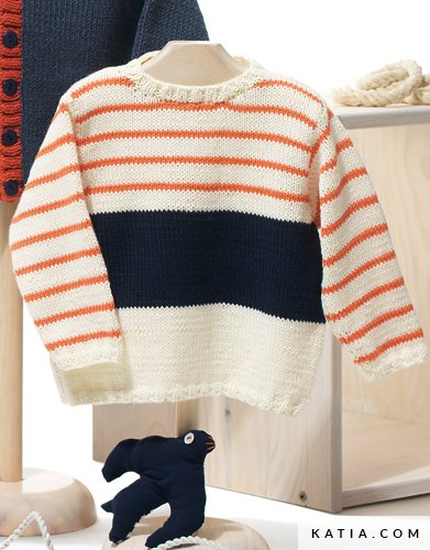 e26aeb968 Sweater - Baby - Spring   Summer - models   patterns