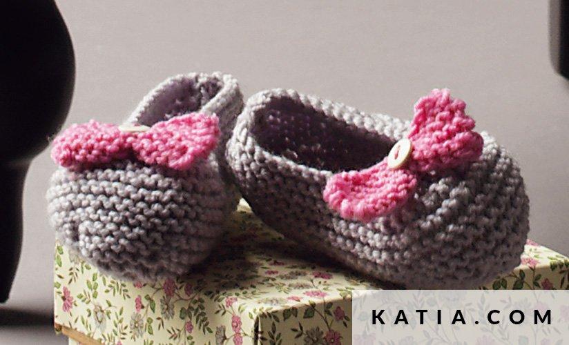 Schoenen Baby Herfst Winter Modellen Patronen Katiacom