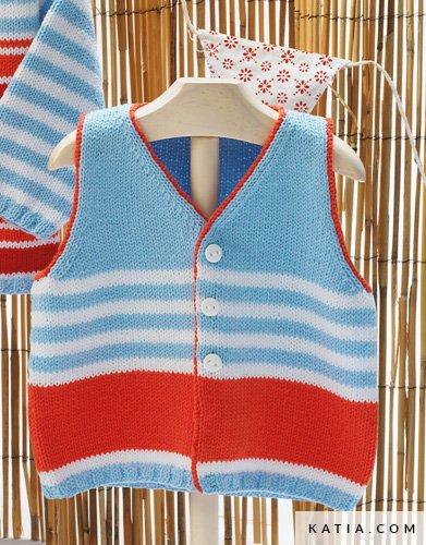 7f447c27a Vest - Baby - Spring   Summer - models   patterns