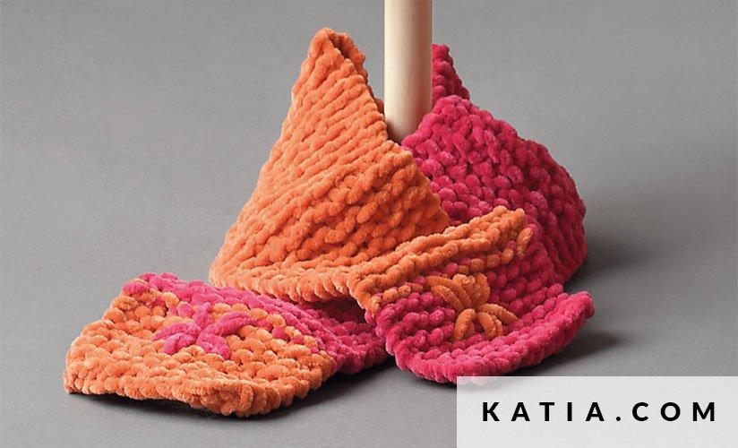 precios grandiosos sitio web profesional calidad autentica Bufanda - Bebé - Otoño / Invierno - patrones | Katia.com