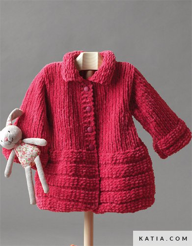 8fbeae449 Coat - Baby - Autumn   Winter - models   patterns