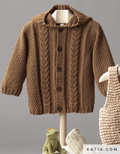 eccc9ac18a14 Jacket - Baby - Autumn   Winter - models   patterns