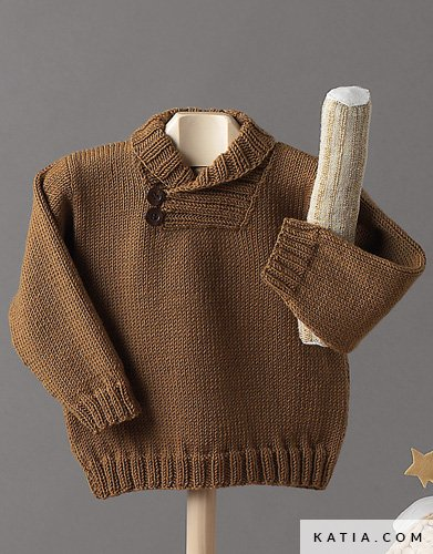 d9096b327 Sweater - Baby - Autumn   Winter - models   patterns