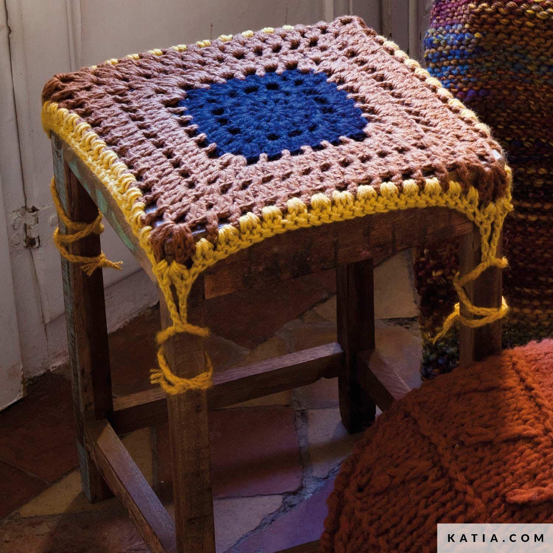 Copri sedia Casa Autunno Inverno modello & schemi
