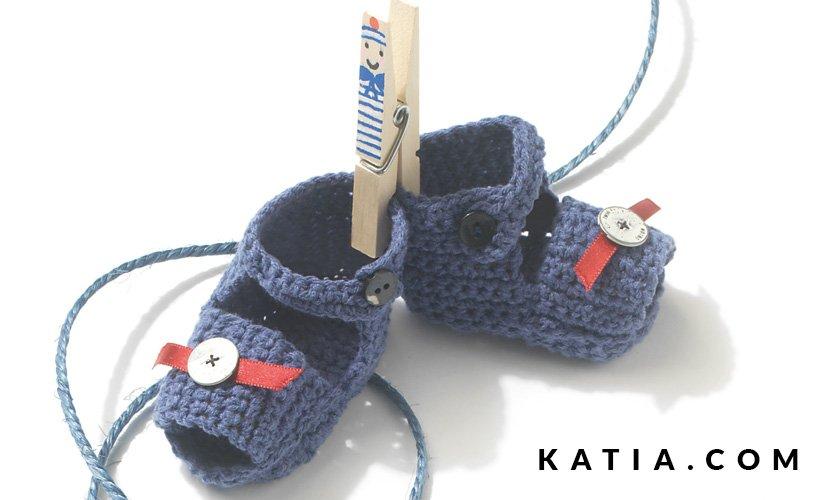 Résultats de recherche d'images pour «katia chaussons bébé»