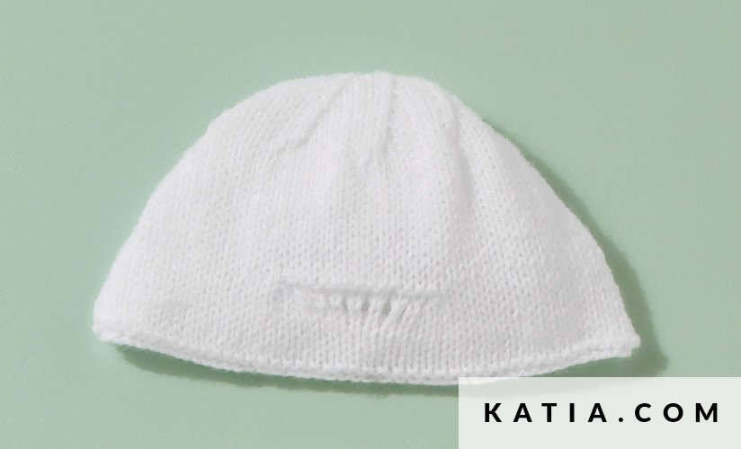 Cap - Baby - Spring / Summer - models & patterns | Katia.com