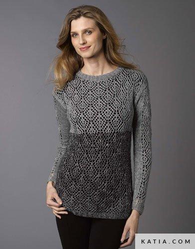 Pullover Damen Frühjahr Sommer Modelle Anleit Katiacom
