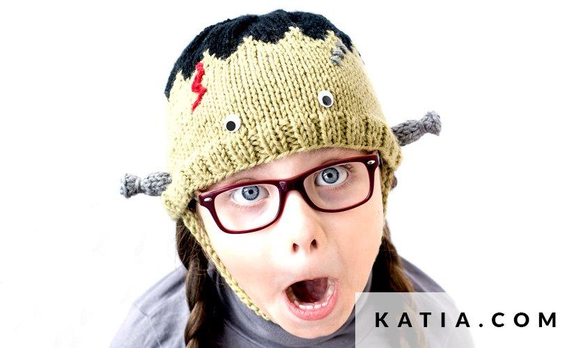 Gorro - Celebraciones - Otoño / Invierno - patrones | Katia.com
