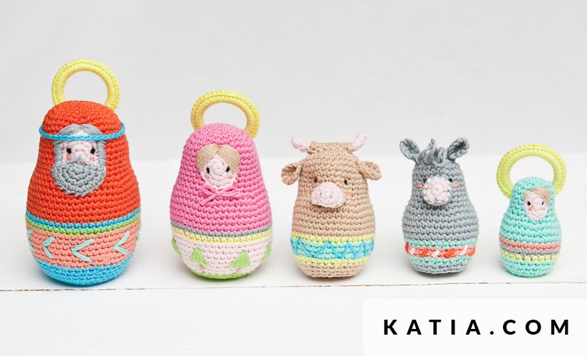 Baby Knitting Patterns Make this adorable crochet llama with this ... | 500x824