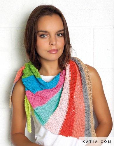Lavori a maglia e uncinetto: lana o cotone? Come scegliere il ...   500x391
