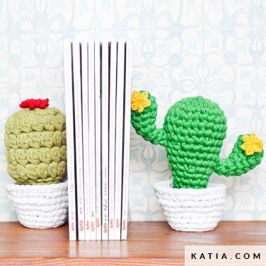 FREE Crochet Pattern - Cacti & Succulents (part 3) | crochet ... | 376x376