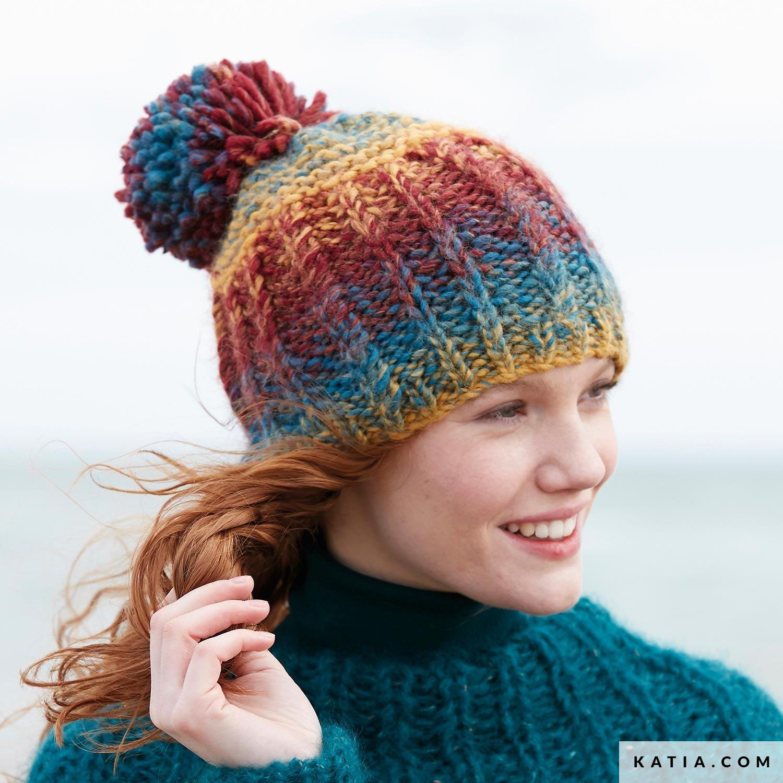 exclusive deals outlet on sale quite nice Bonnet - Femme - Automne / Hiver - modèles & patrons | Katia.com