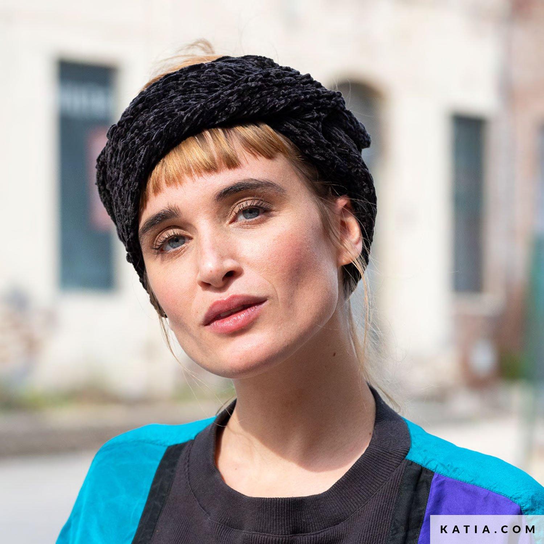 Turban Femme Automne Hiver Modèles Patrons Katiacom