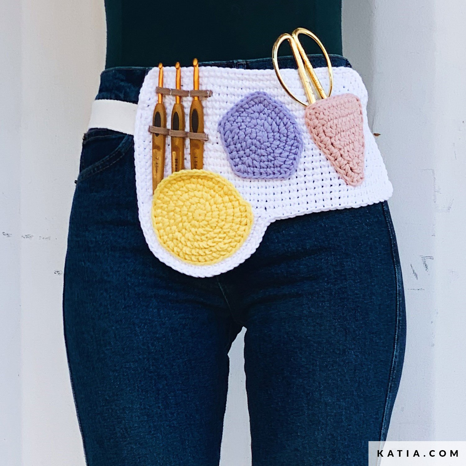 Crafters Tool Belt Woman Spring Summer Models Katiacom