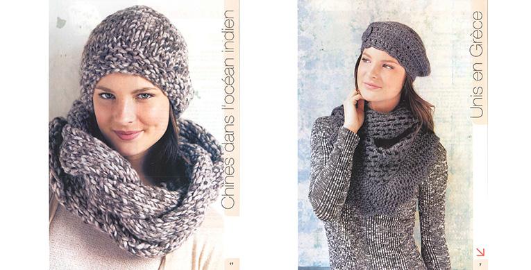 tricoter un bonnet 2015
