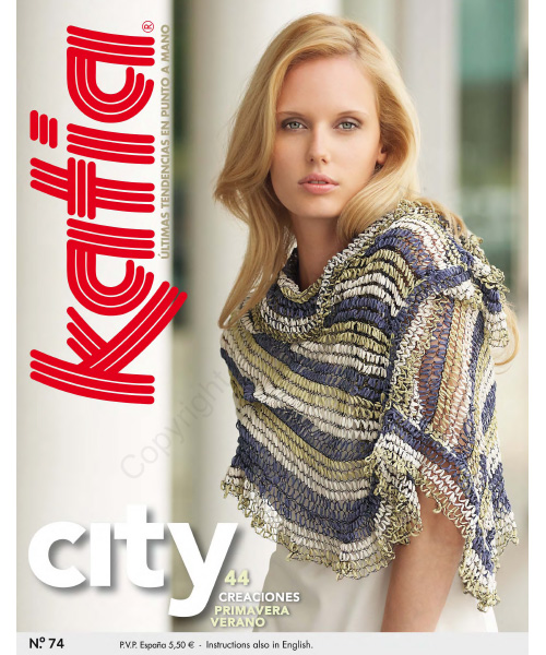 Woman City 74 Spring / Summer