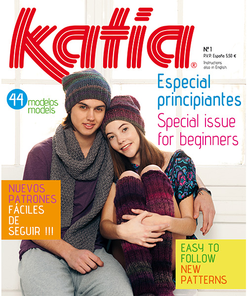 beginners book of Autumn / Winter from Katia
