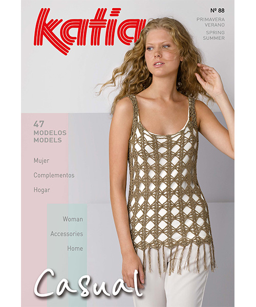 woman book of Spring / Summer from Katia