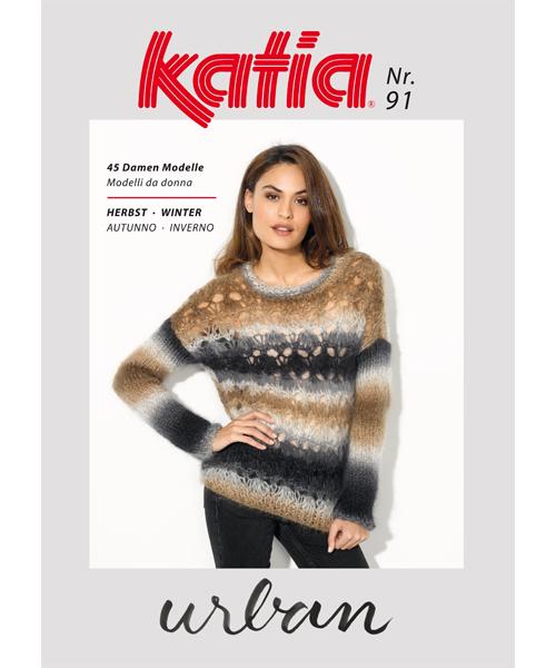 Rivista donna di Autunno / Inverno da  Katia
