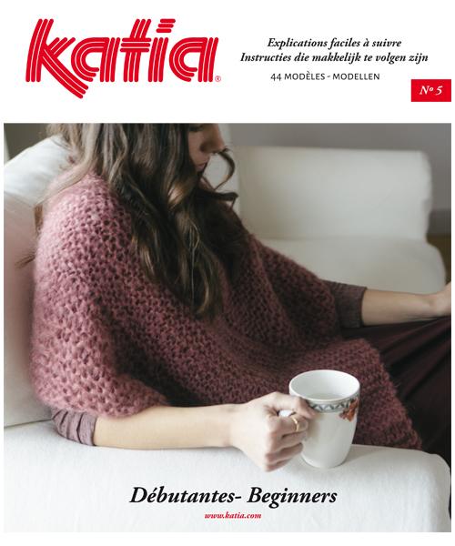 Catalogue débutantes de Automne / Hiver de Katia
