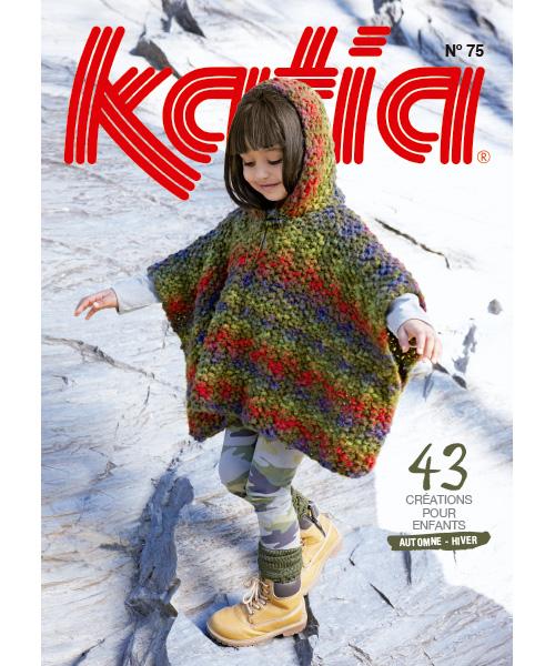 Catalogue enfant de Automne / Hiver de Katia