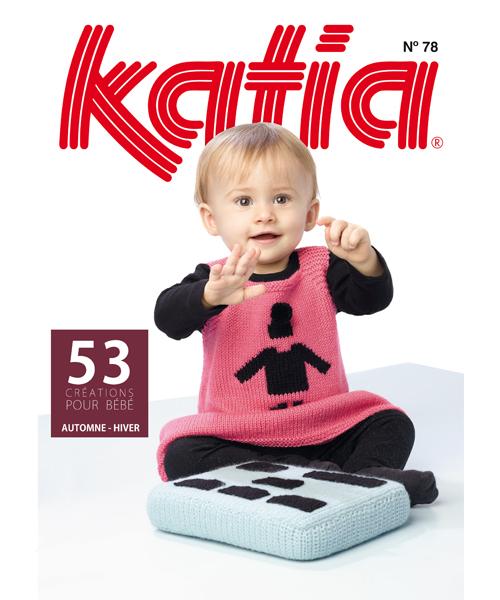 Catalogue layette de Automne / Hiver de Katia