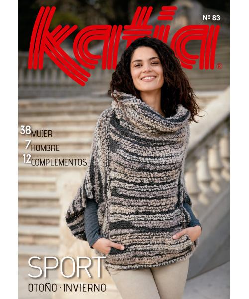 Katia revista nº 7-Easy Knits-otoño//invierno-cuerda guía