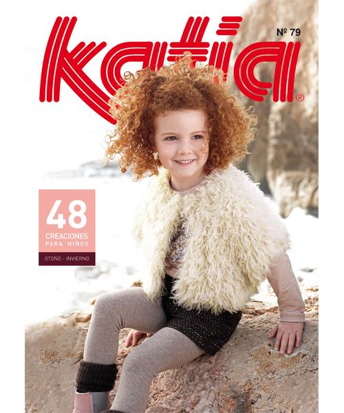 Revista niños de Otoño / Invierno de Katia