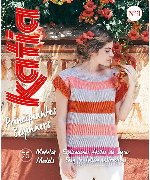 Revista principiantes de Primavera / Verano de Katia